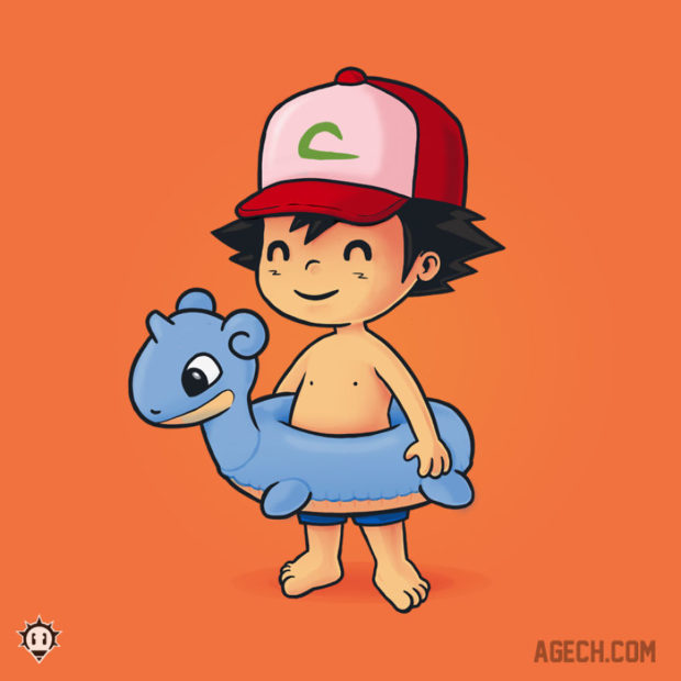 2 Famous Cartoon Characters : Illustrating the modern life of famous characters tshirt