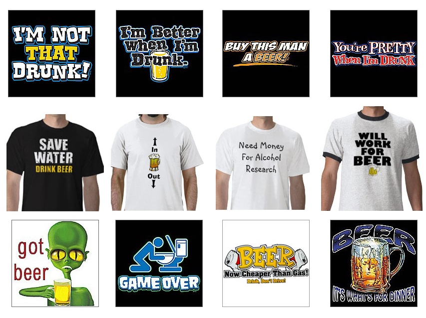 FUNNY T-SHIRTS – a popular choice
