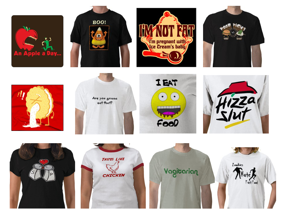 Funny t shirts a popular choice