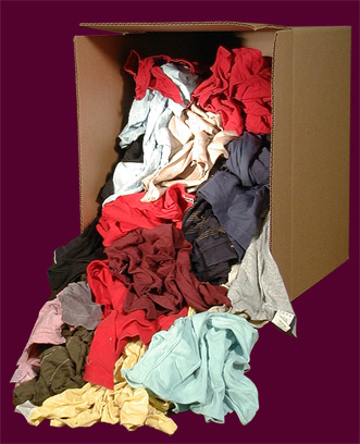 Recondition your old t-shirts