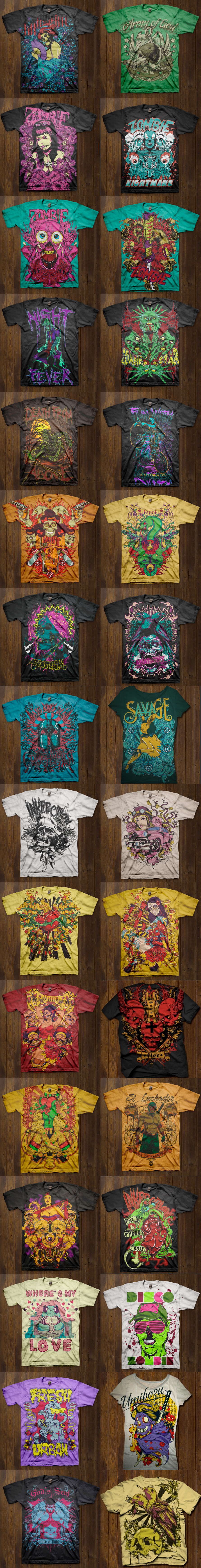 Amazing offer - every t-shirt design for 5$!!!