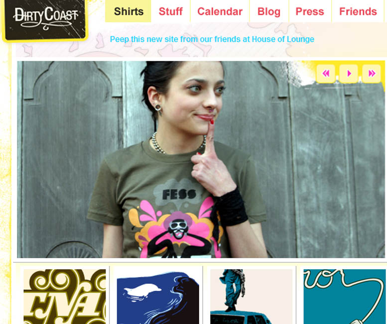 t shirt stores online