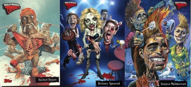 top zombies
