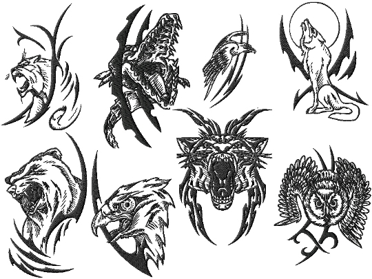 Free Tattoo Designs In Vector Format !