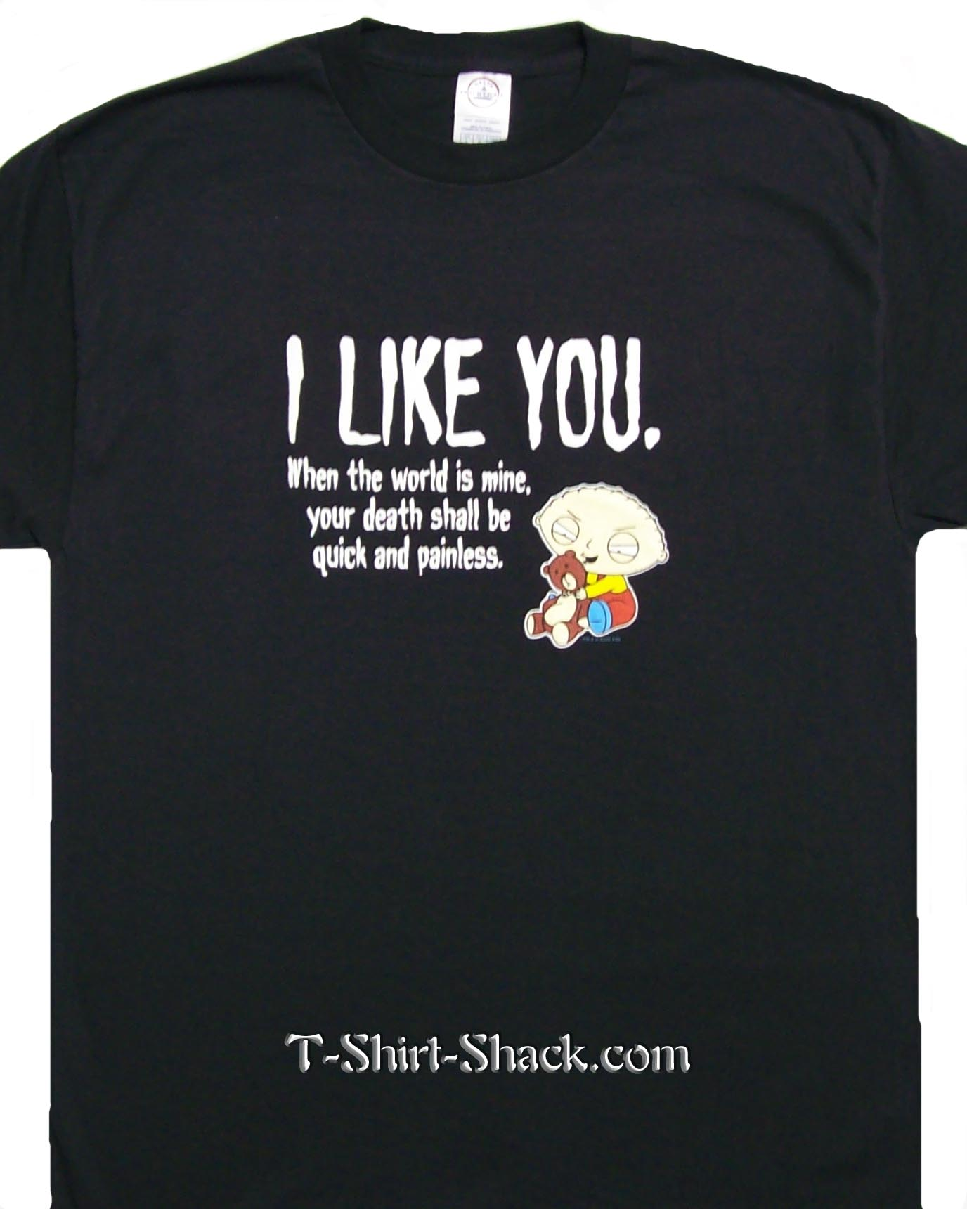 funny t shirt designs ideas i like you full