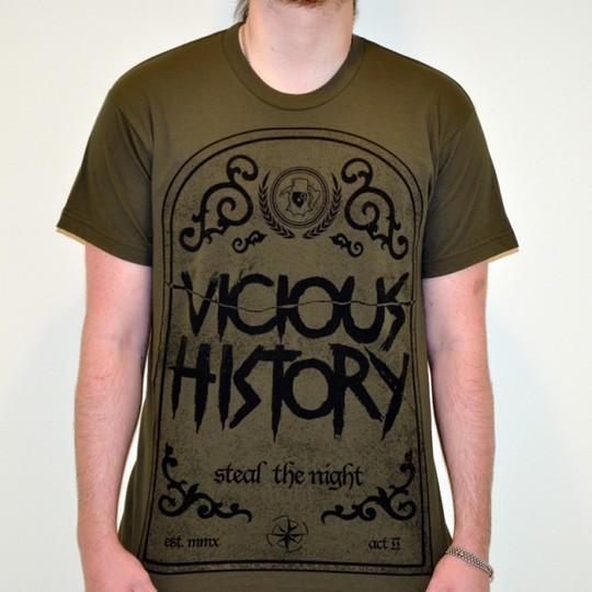 Vicious History Clothing