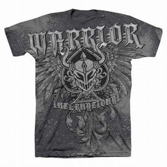 WarriorWear t-shirt