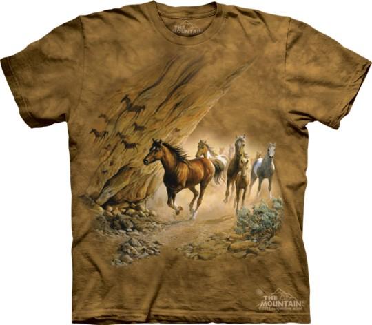 Horse printed t-shirts (7)