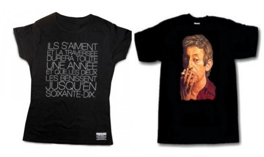 artist t shirts