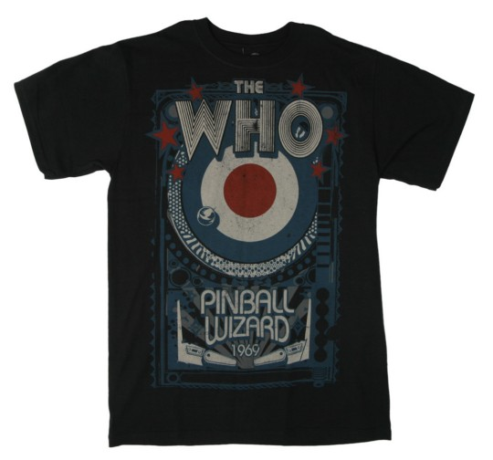 Go To Hell Tour Shirt