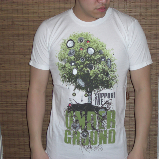 Support the Underground by Jeepney Clothing