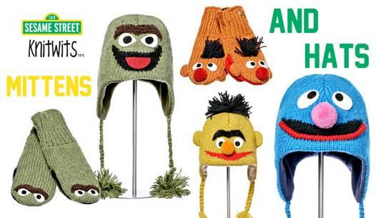 muppets knits