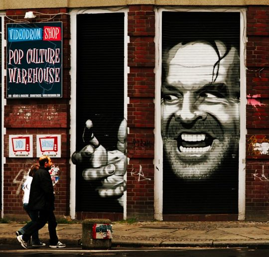 Urban Art Illustrations For Your Amazement