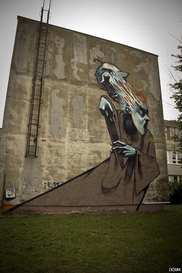 street art illustrations