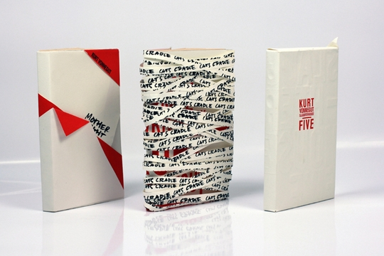 Creative Book Cover Ups : Impressive book cover designs for famous novels
