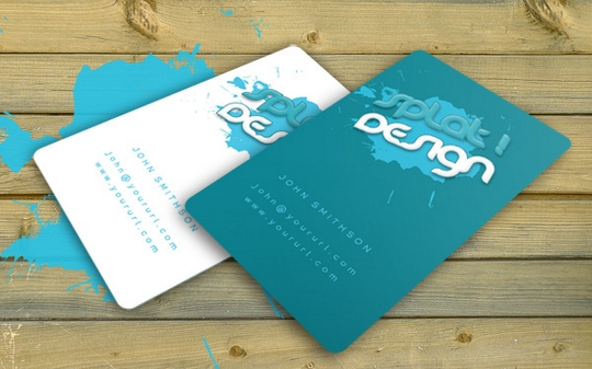 Free business card templates for Business cards for t shirt business