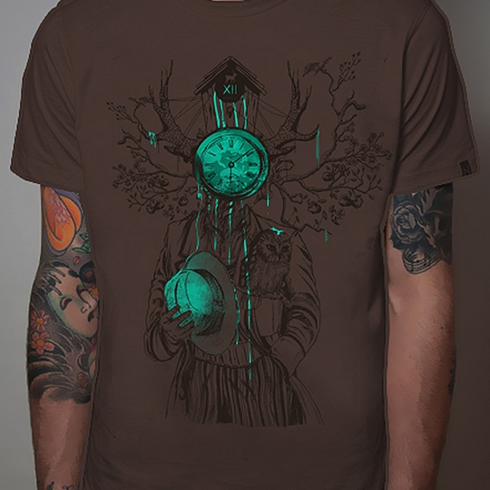 Inspiring graphics of the day - fresh new t-shirts !