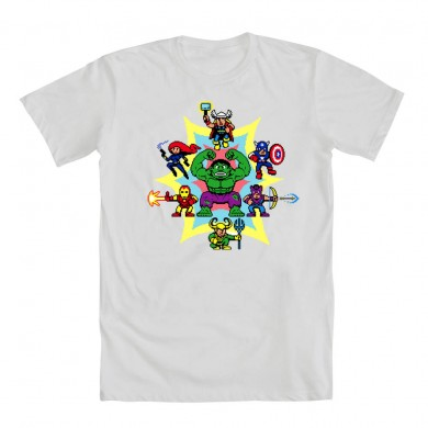 Avengers t shirt designs from We love fine