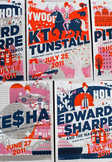 poster illustrations