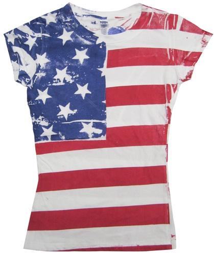 Flag T Shirts From
