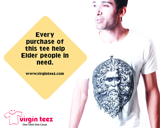 Virgin Teez change the world one t-shirt at a time