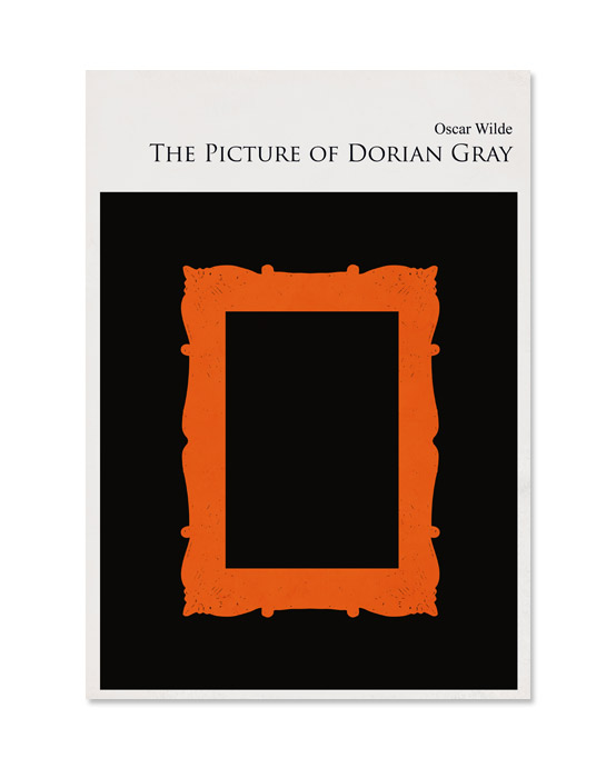 MINIMALIST BOOK COVERS