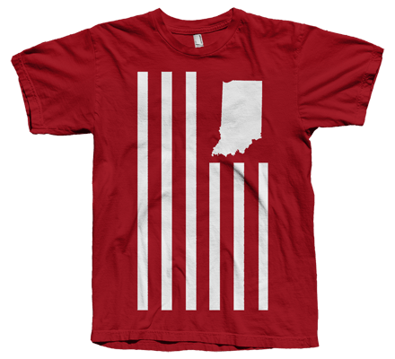 United State of Indiana summer tank tops !