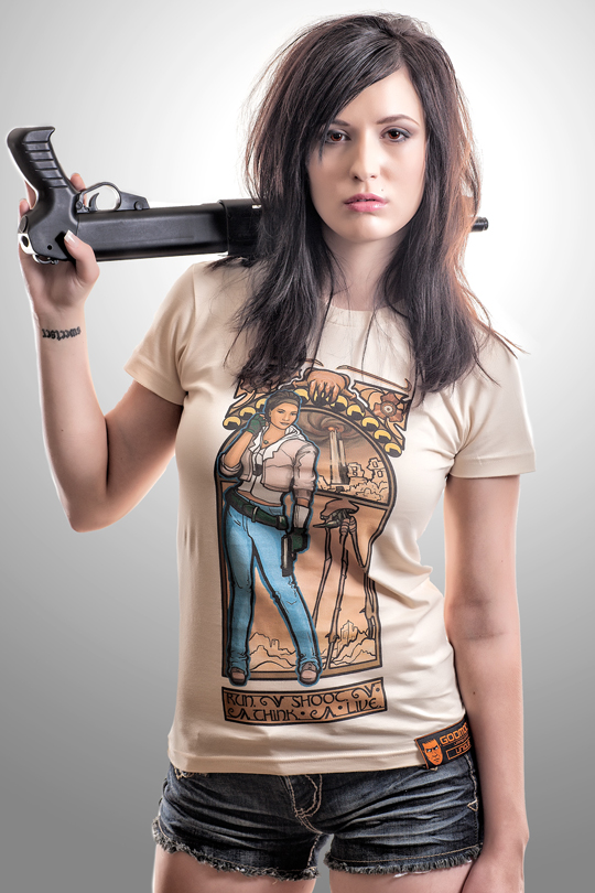 Game t-shirts