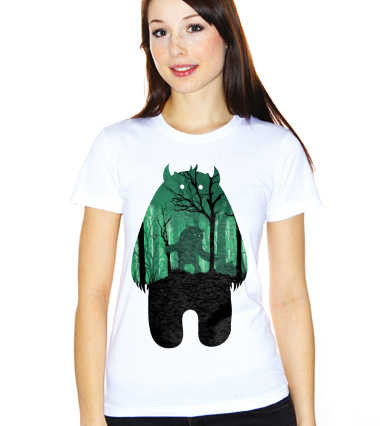 Cool t-shirt #76 by LaFraise !