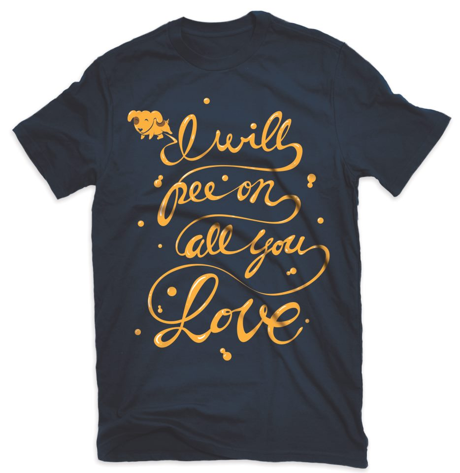 T shirt design inspiration typography - Typographic Designs