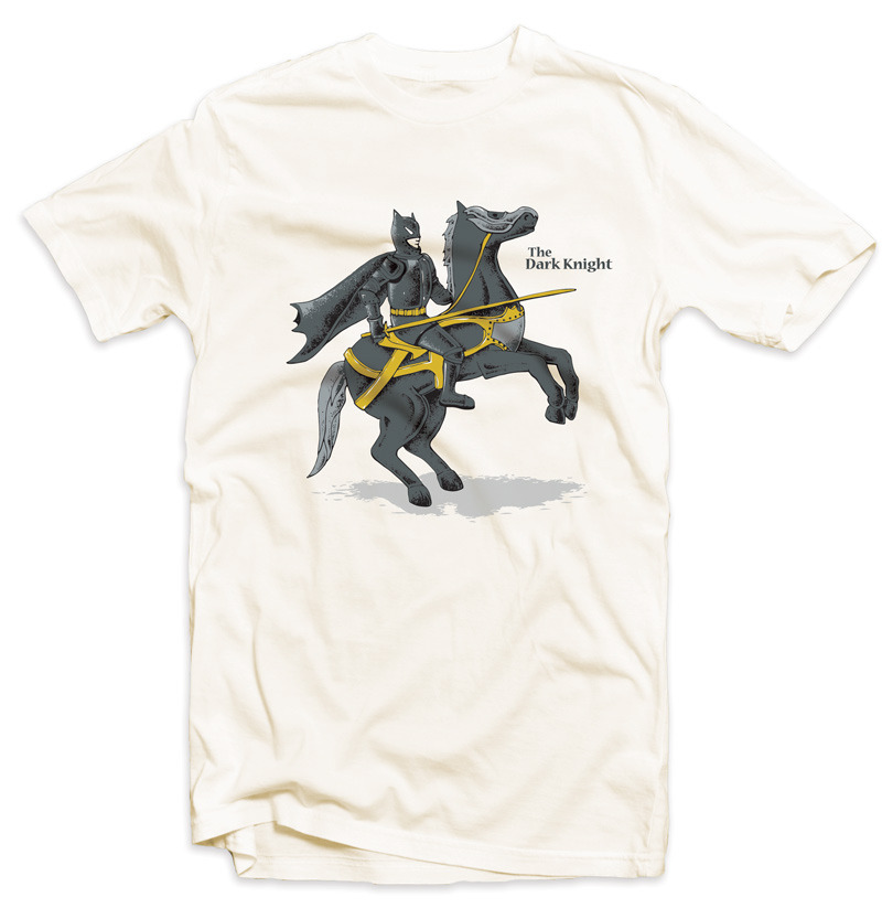 Dark Knight Cool t-shirt of the day #95