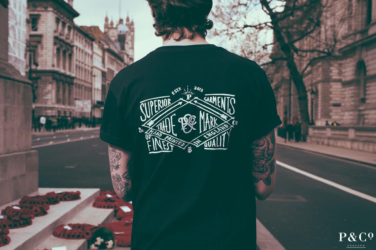 t-shirt line