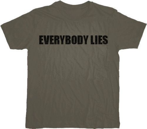 House M.D. Everybody Lies