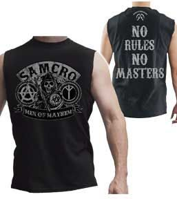 Sons of Anarchy No Rules No Masters