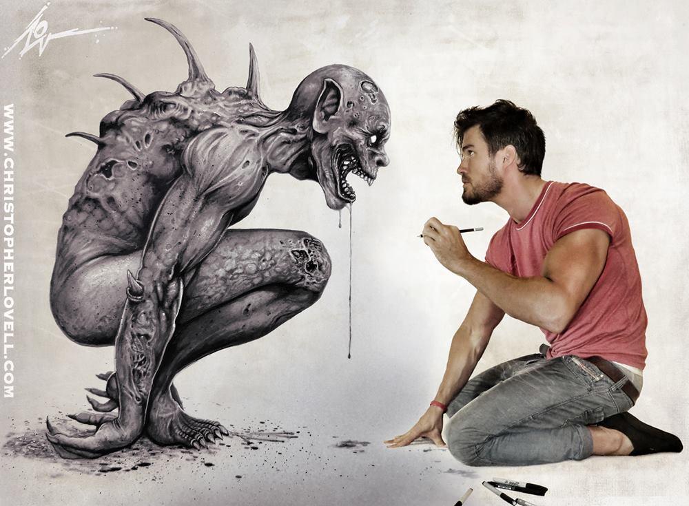 horror designs