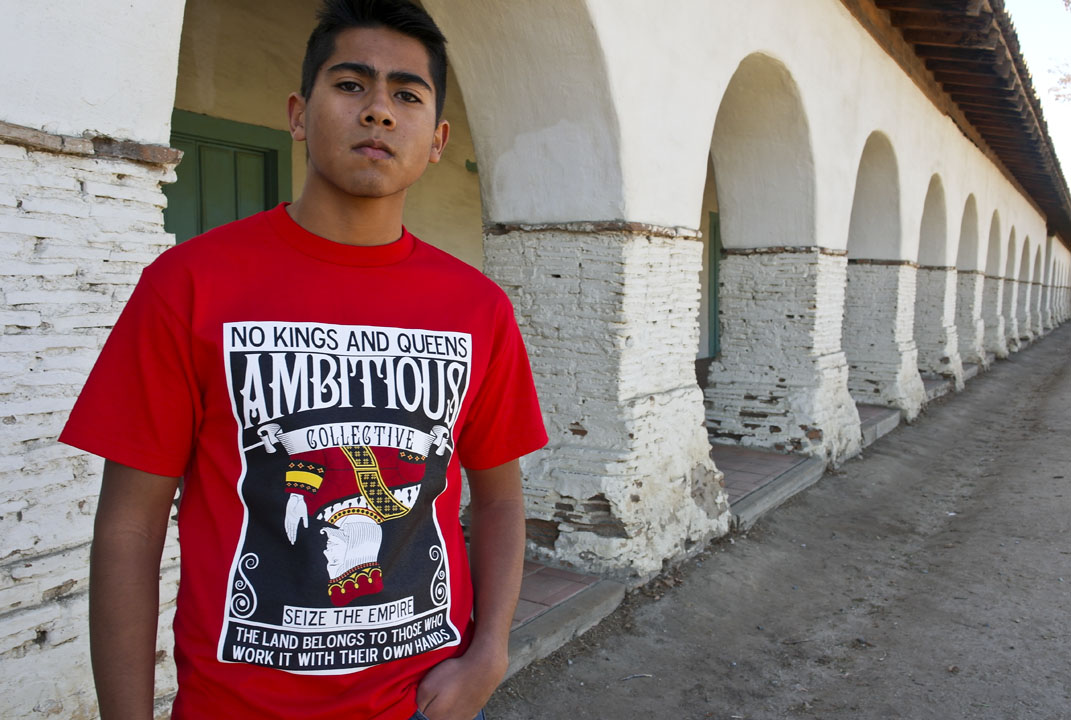 new t-shirt collection Ambitious Collective