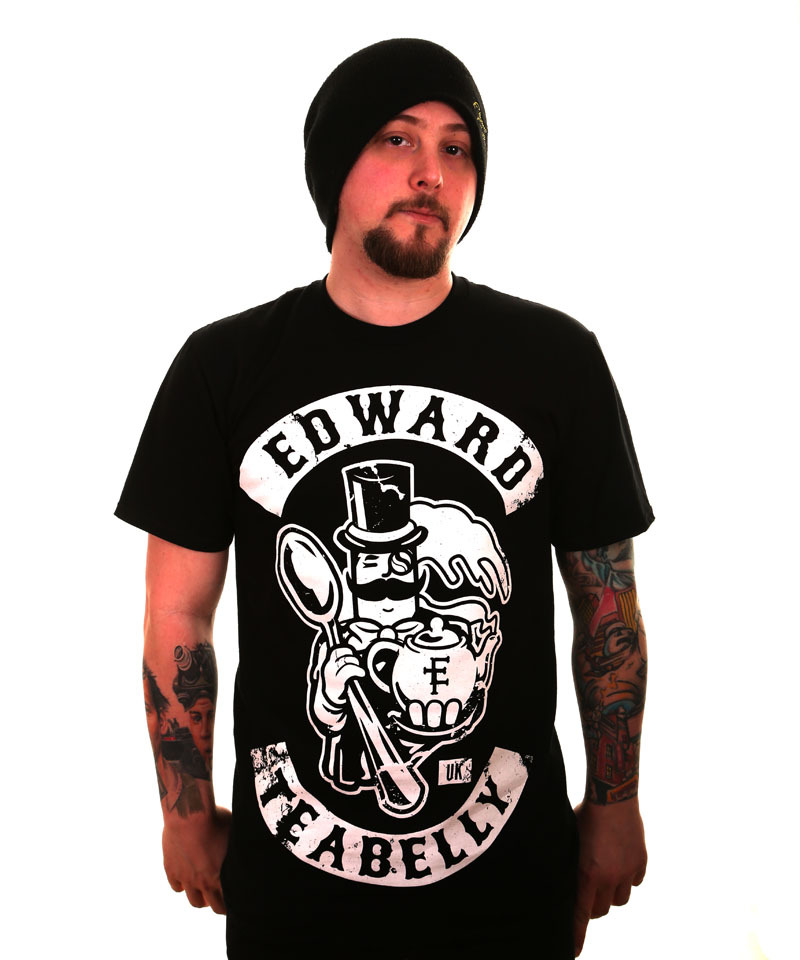 Edward Teabelly New t-shirt designs