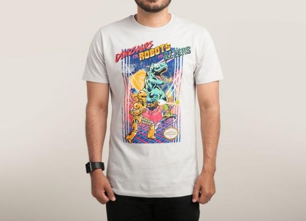 pop culture tshirt Threadless t-shirts
