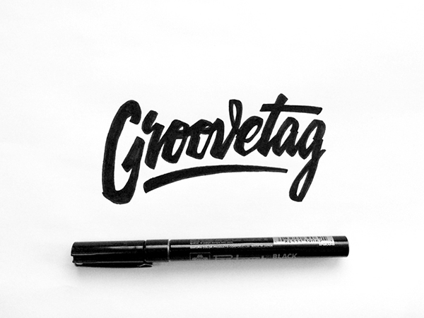 Hand lettering design and logotype - T-Shirt Factory