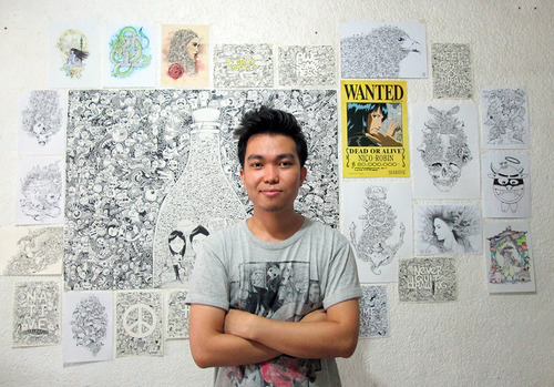 Doodle Art By Kerby Rosanes T Shirt Factory