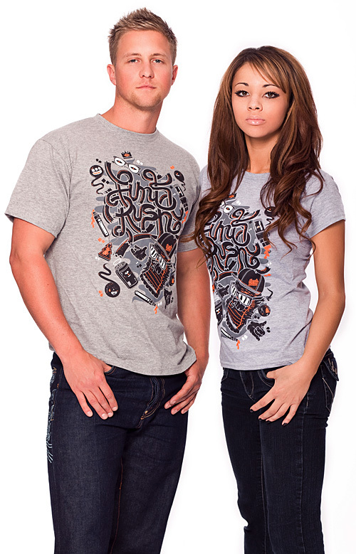 FunkRush Couple tee