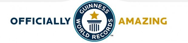 Guiness T-shirt record