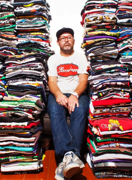 collector of tees