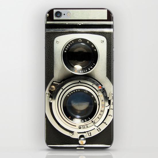 Vintage I-phone case
