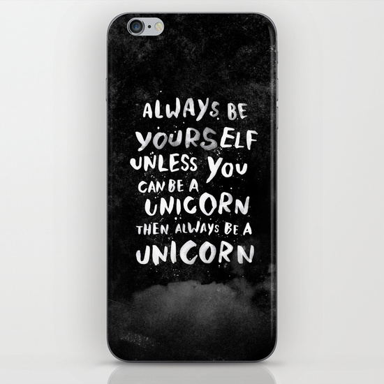 Always be a unicorn Free shipping