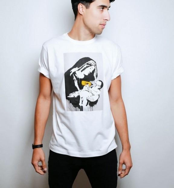 Banksy T-shirts
