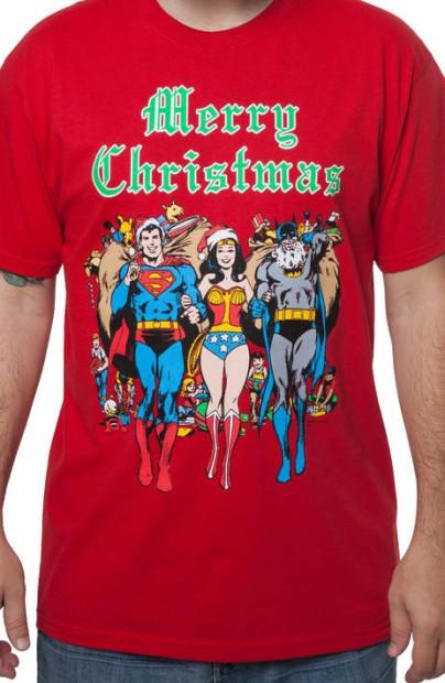 Retro & Funny Christmas T-Shirts