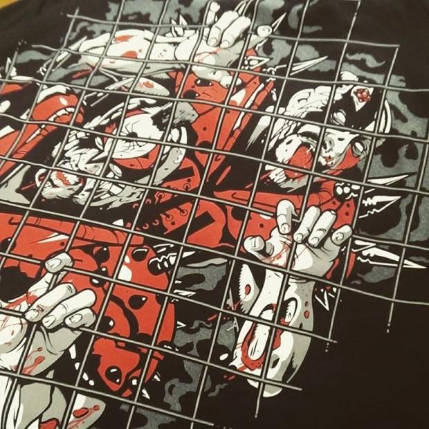 Ascension T-shirts