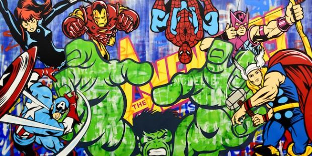 Seen superheroes