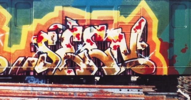 Urban art work